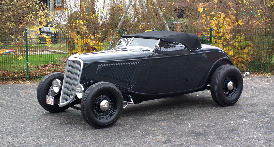 1934 ford lakestyle roadster