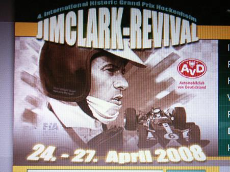 Jim Clark Revival, Hockenheimring