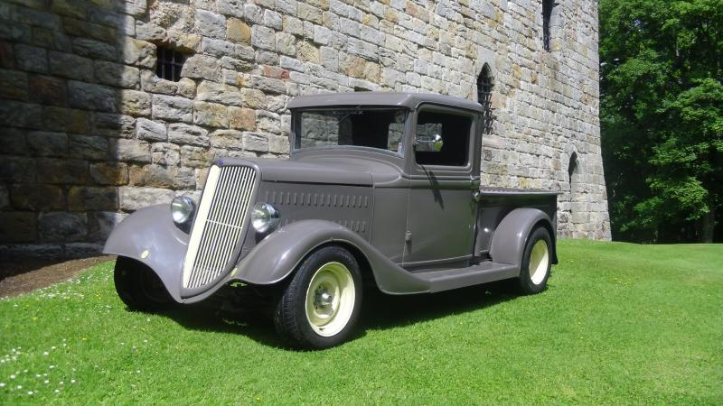 34 ford pick-up
