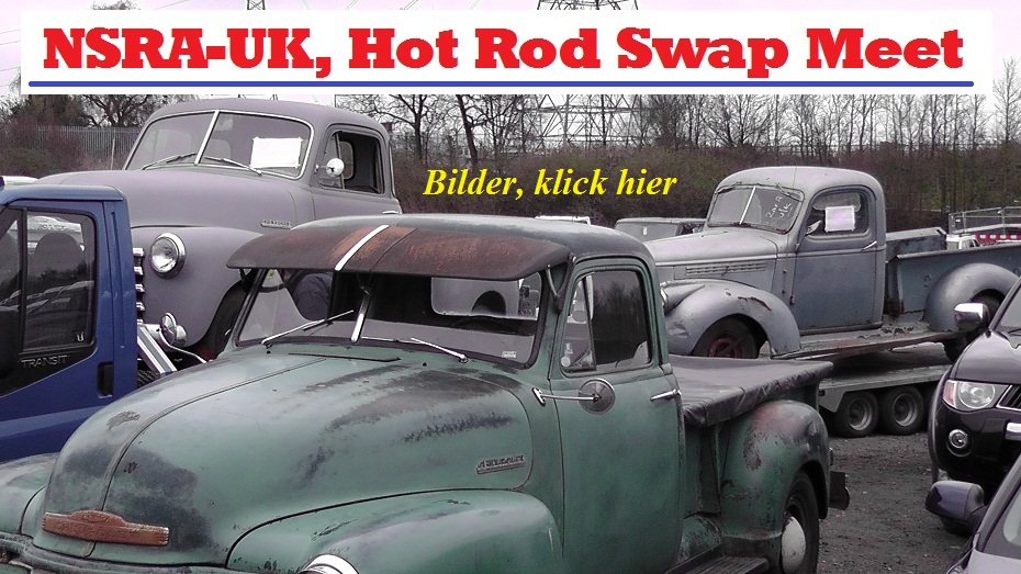 Hot Rod Teile  Flohmarkt 