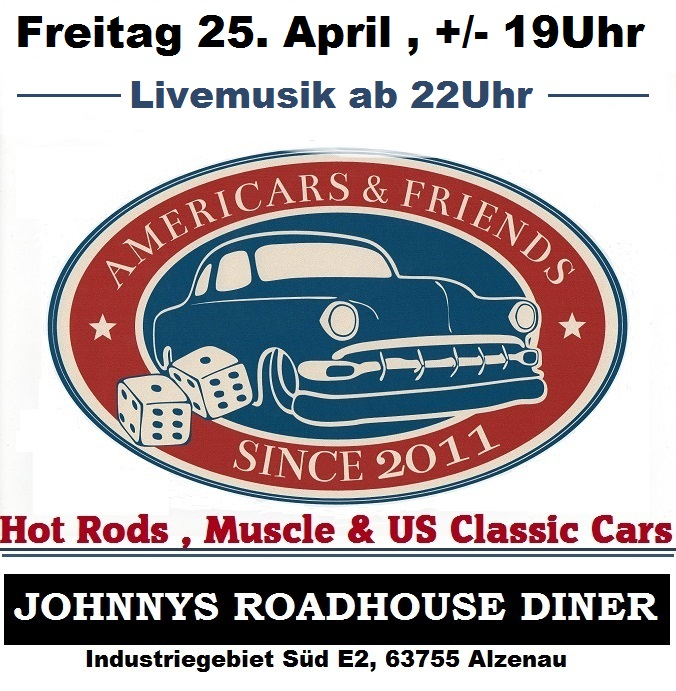 AC&F @ Johnnys Roadhouse Diner