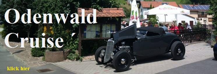 Odenwald Cruise