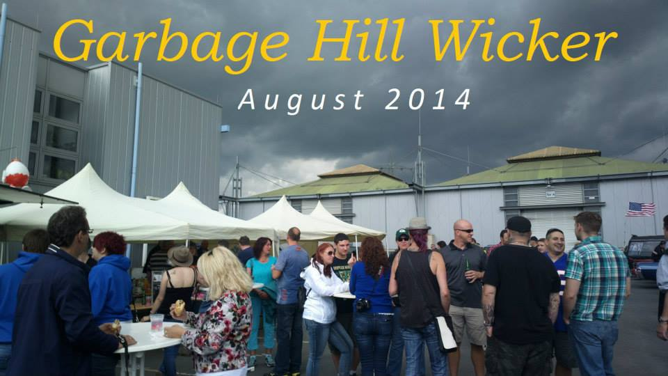 Garbage Hill Aug.