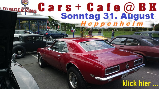 RMC Cars & Cafe