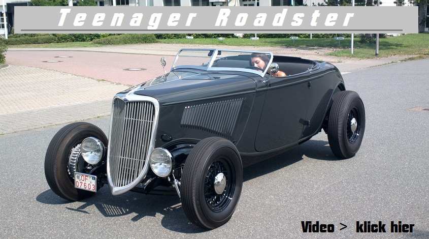 Teenager Roadster