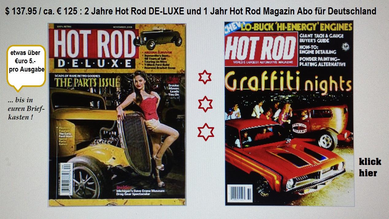 Hot Rod Magazin