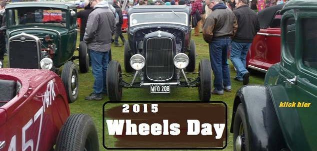2015 wheels day uk