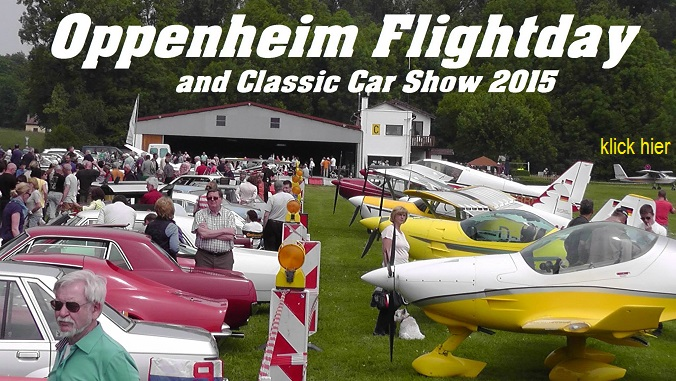 logo Oppenheim Flugshow 2015