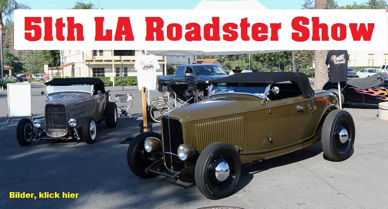 LA Roadster Show 2015