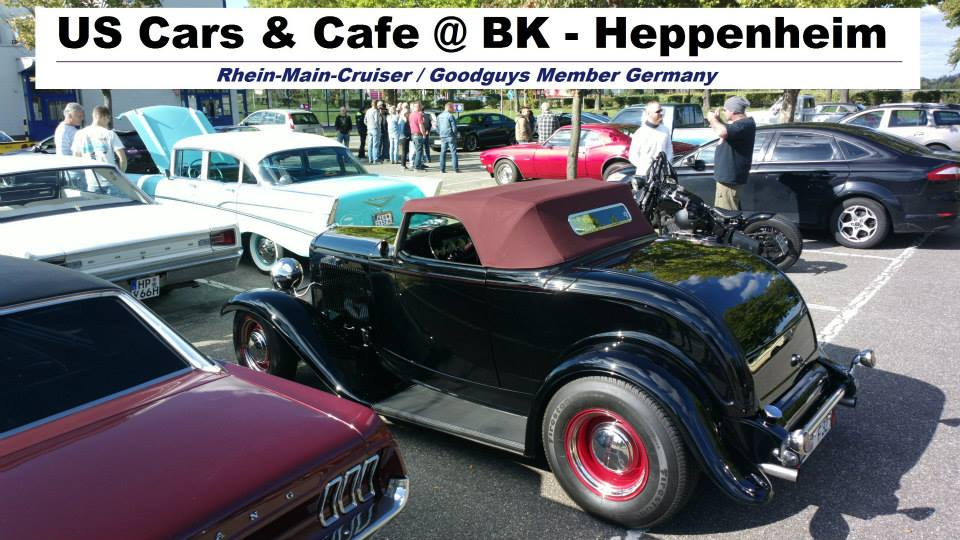 US Cars & Cafe Heppenheim