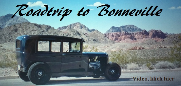 bonneville roadtrip model a