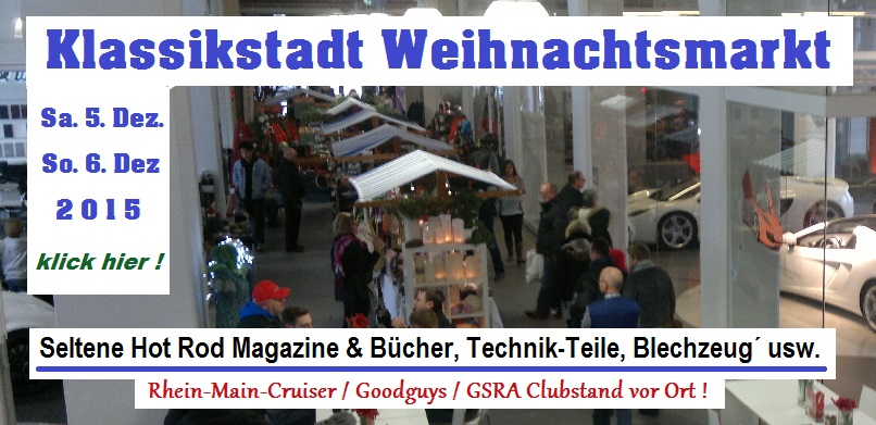 Klassikstadt Weihnachtsmarkt