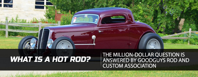 what is a hot rod