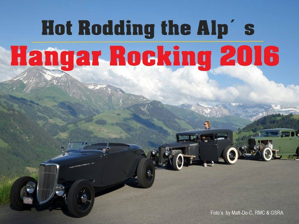 Titel HangarRocking und Roddin the Alp´s 2016